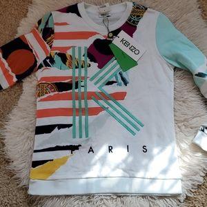 Kenzo K Paris sweater